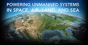 Powering Unmanned Systems in Space, Air, Land, and Sea