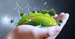 Going Green with Internet of Things (IoT)